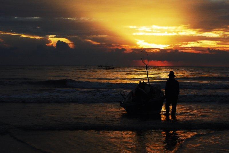 Kuantan fisherman