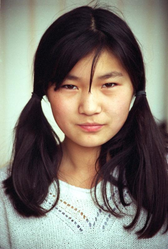 Buryatian girl