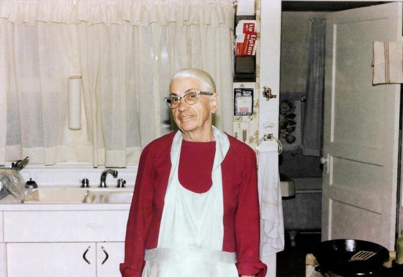 Mammaw Braden   5-82