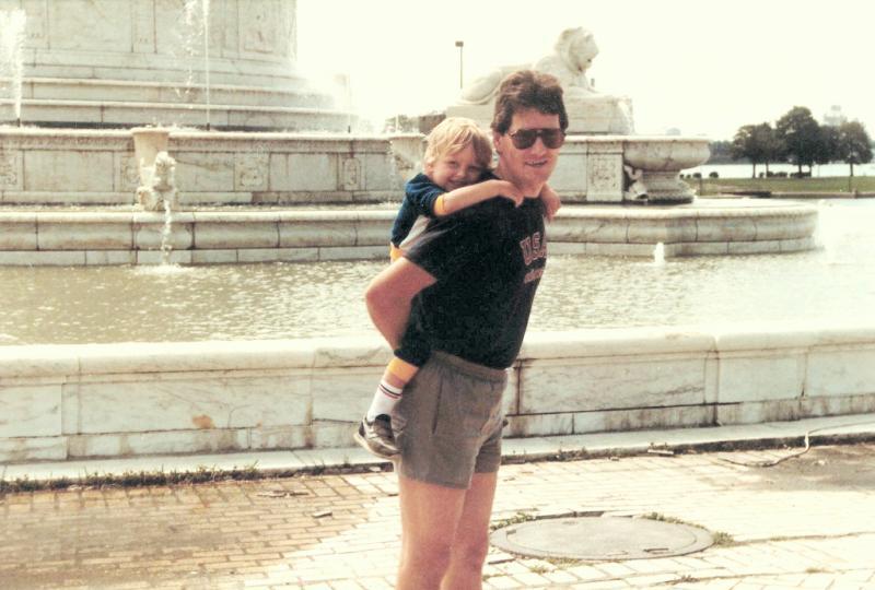 PIGGY BACK--BELLE ISLE,  Sept RW 1984