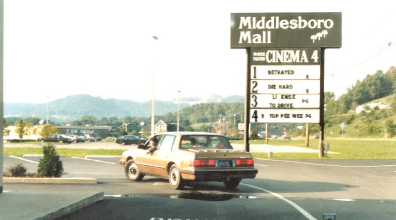 Middlesboro Mall 9-27-88