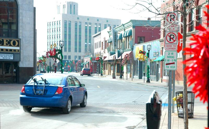 MOUNT CLEMENS  MICHIGAN ANOTHER VIEW