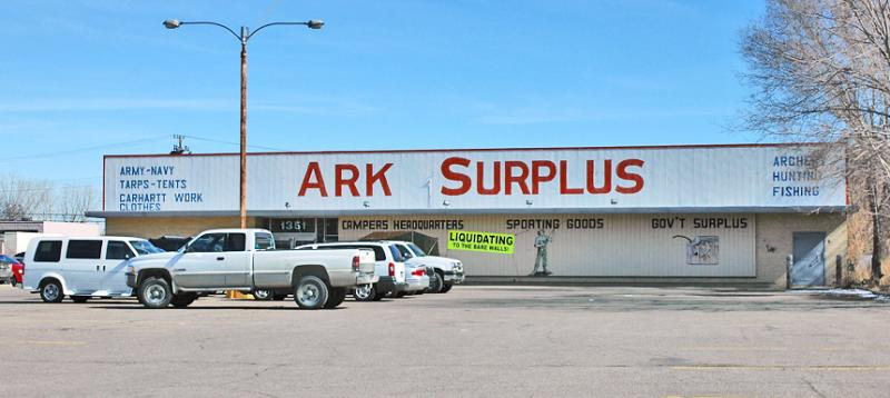 ARK SURPLUS