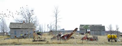 RUST-ic FARM---PORT HOPE MICHIGAN