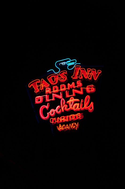 Taos Inn, Taos NM