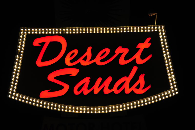 Desert Sands Motel