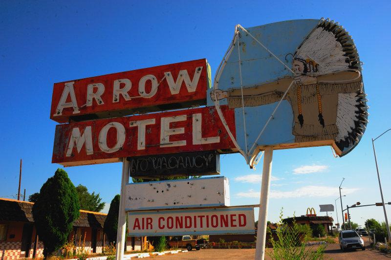 Arrow Motel, Espanola