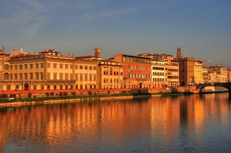 North Bank of the Arno