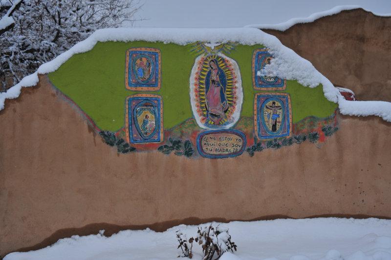 Santa Cruz Wall
