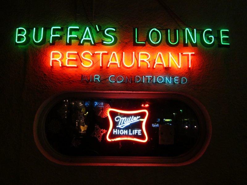 Buffas Lounge