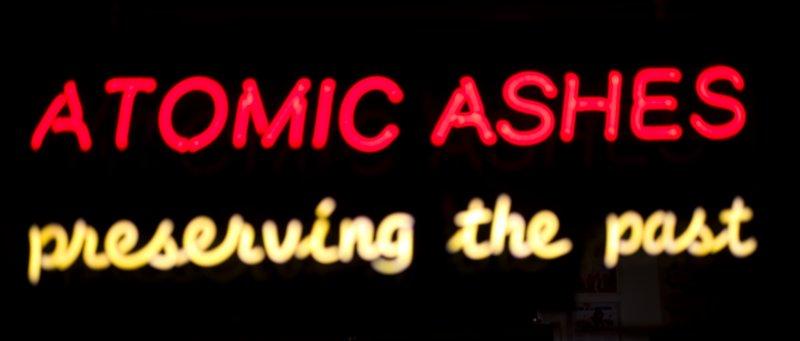 Atomic Ashes Neon