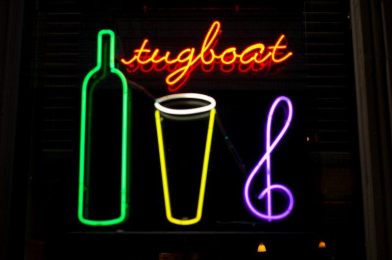 Tugboat Neon