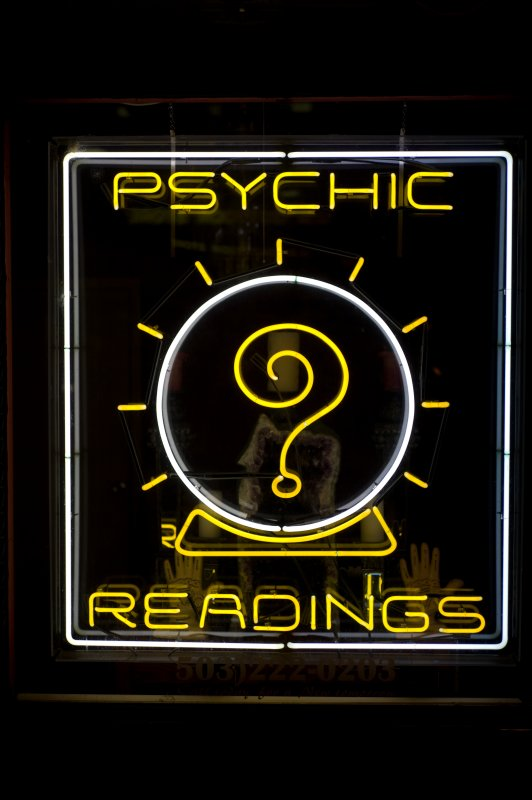 Psychic Readings Neon