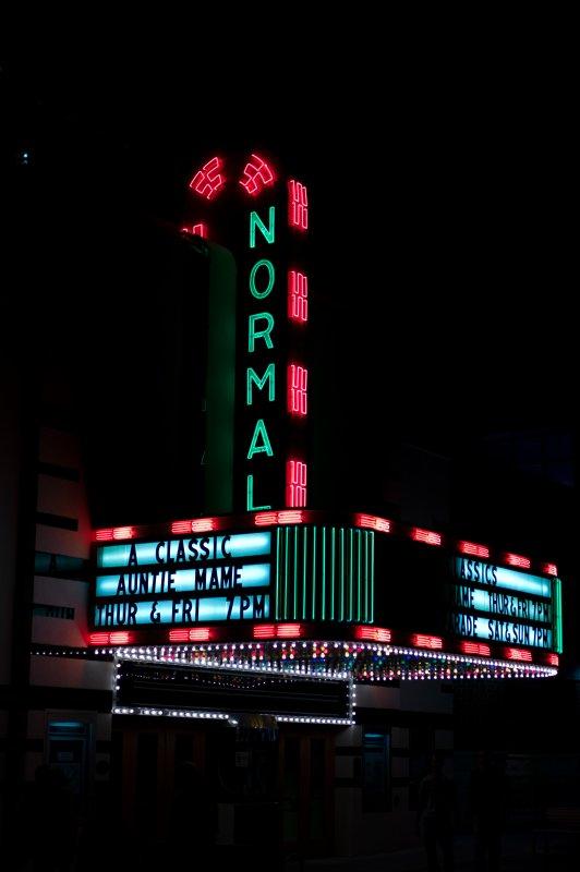 Normal Theater Bloomington Illinois