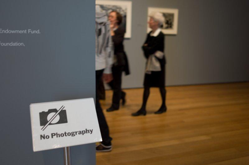No Photography