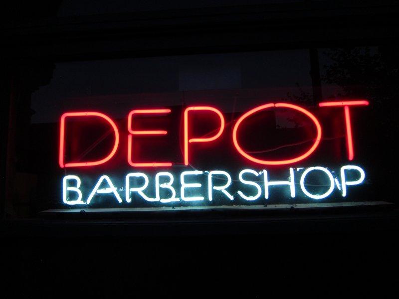 Depot Barbershop
