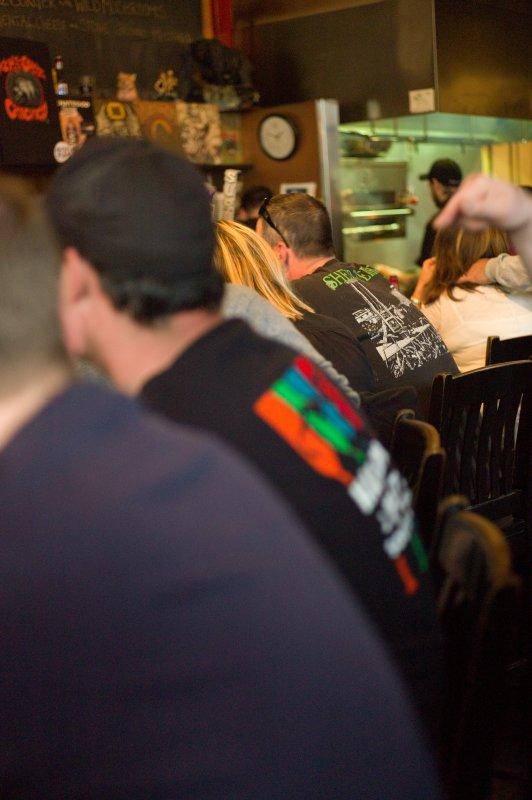 Kumas at the Bar
