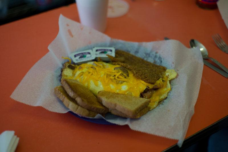 Tuckers Western Omelet