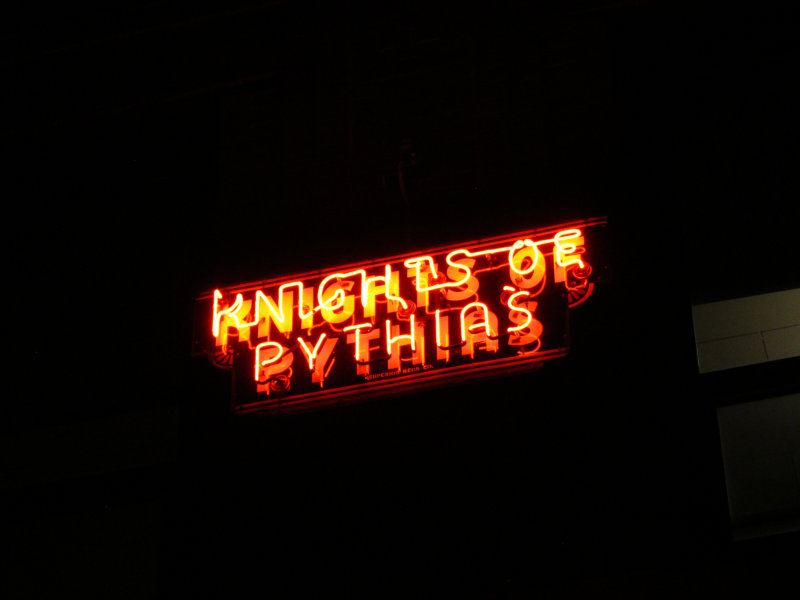 Knights of Pythias Night