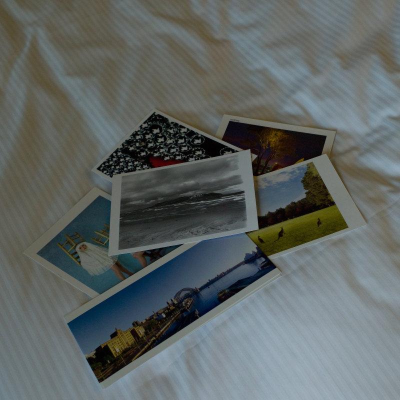 Postcards Sydney Hilton