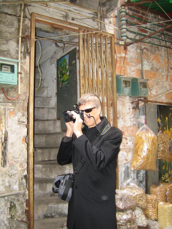 Mysterious Photographer