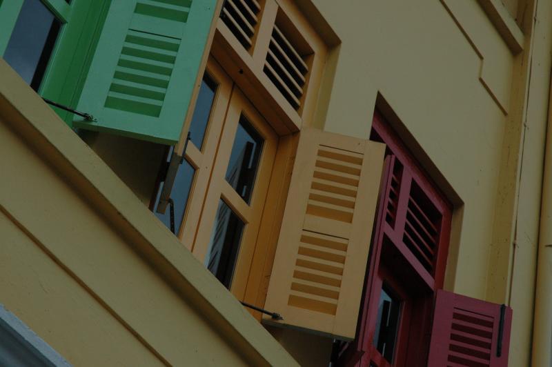 Shophouse Windows 01