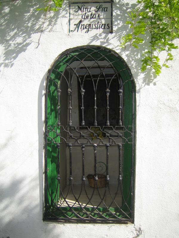 El Albaicín Doorway 03