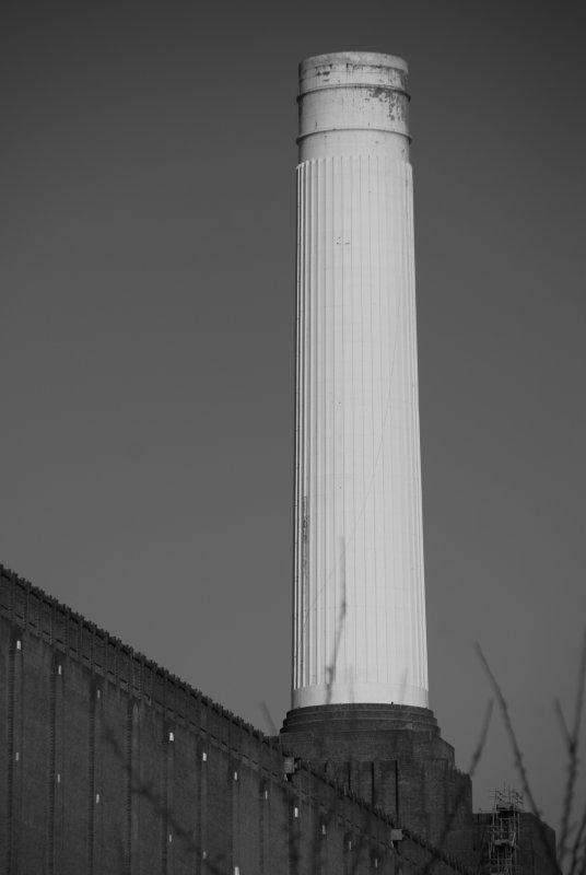 Stack in Black & White