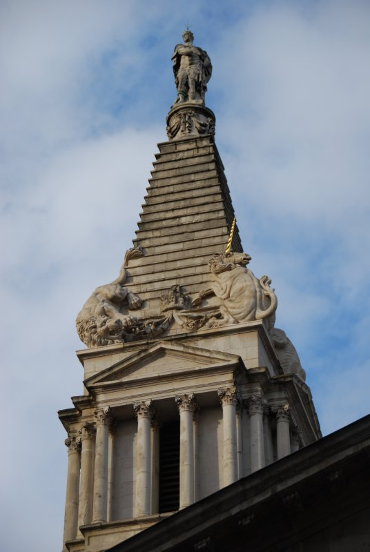 Tower & Roof