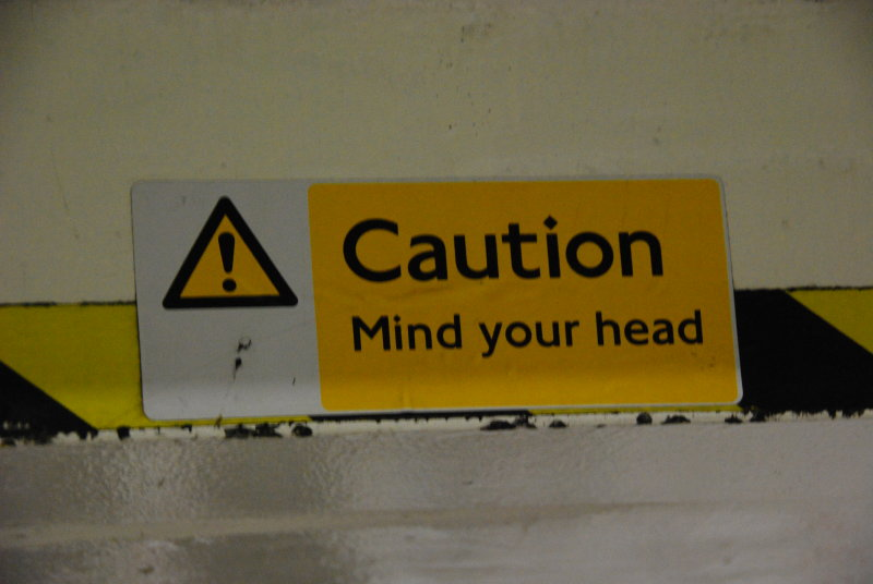 Mind Your Head!