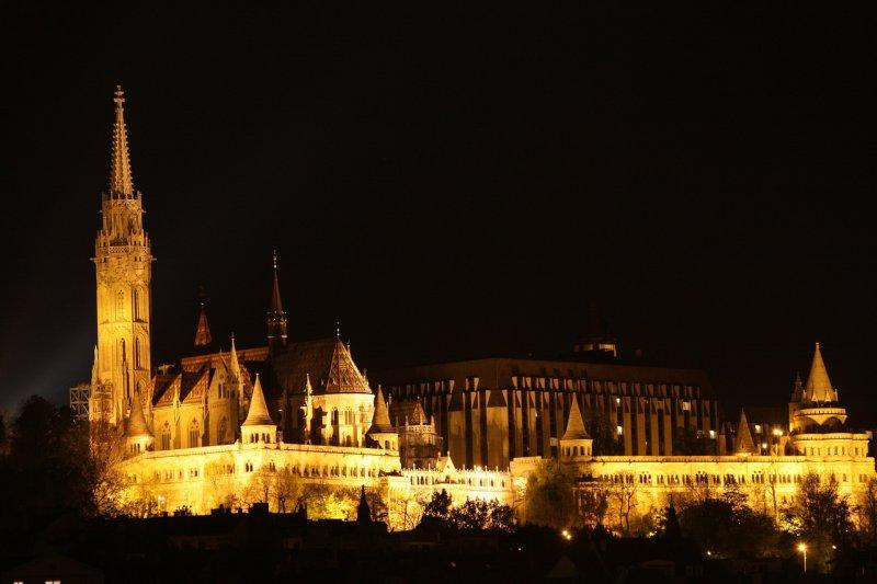 Church of Matthias, Budapest (Hungary)