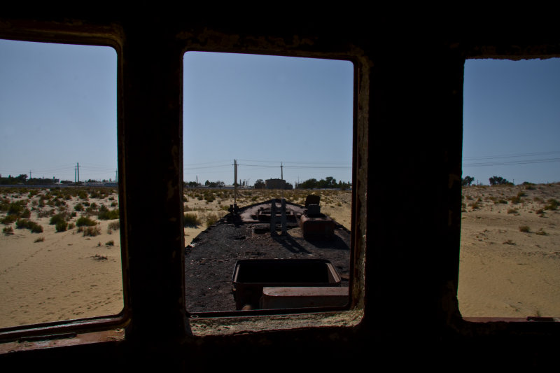 Monyaq Ouzbekistan (Aral sea)