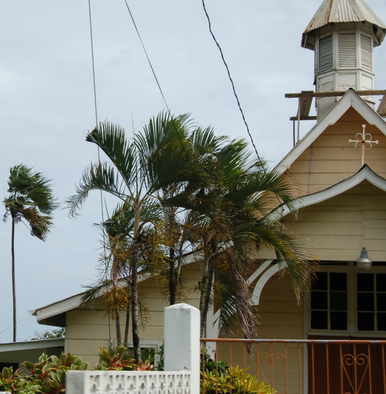 Tobago Church