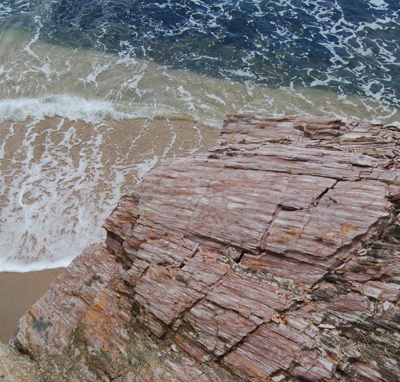 Rocks on a Bay
