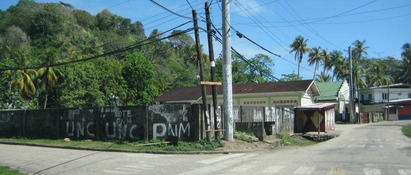 Political Advertisement - Trinidad Style