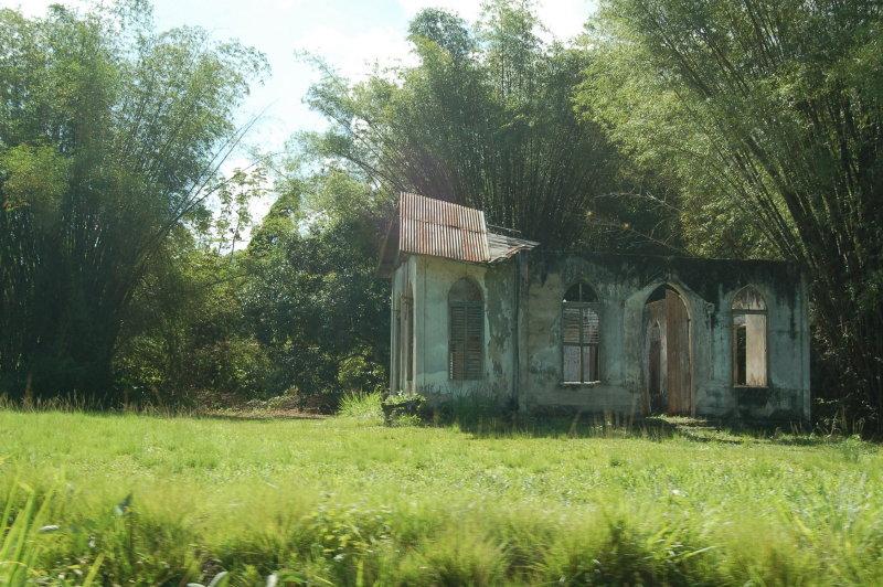 Chaguramas - Church