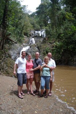 Argyle Waterfall - The Crew