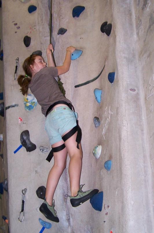 Sydney rock climbing