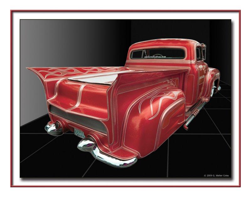Custom 1950s PU Grand Natinal R2 Framed.jpg