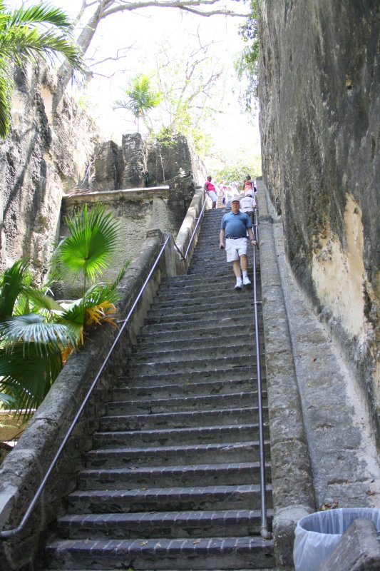 Queens Staircase