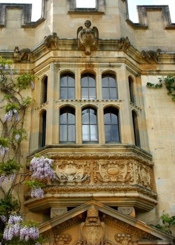 Facade in Oxford