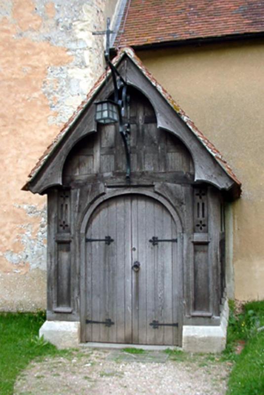 Country Church Door