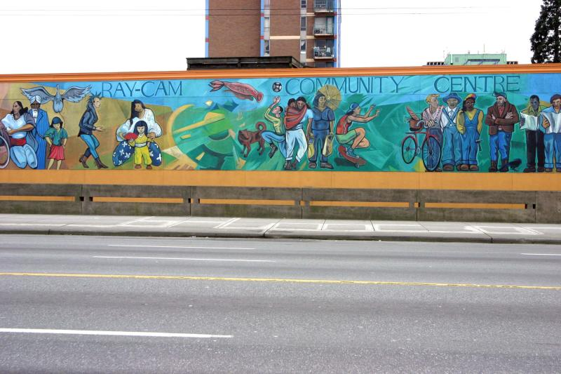 East Hastings St. and Raymur Ave.