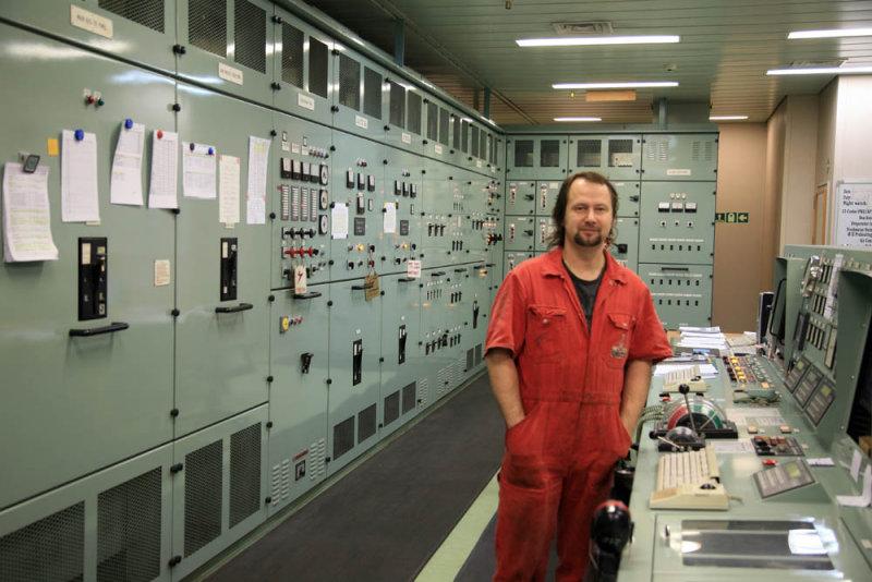 2nd Engineer Roman