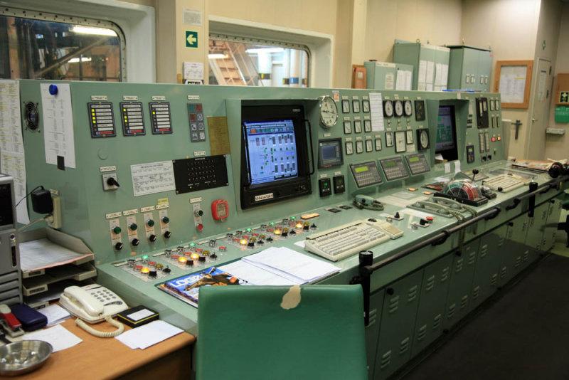 Engine Room Console