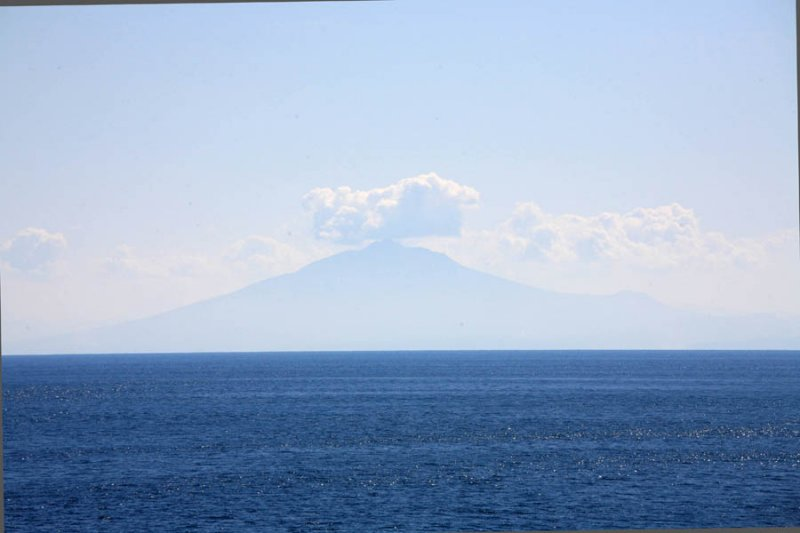 No, its not Mt. Fuji