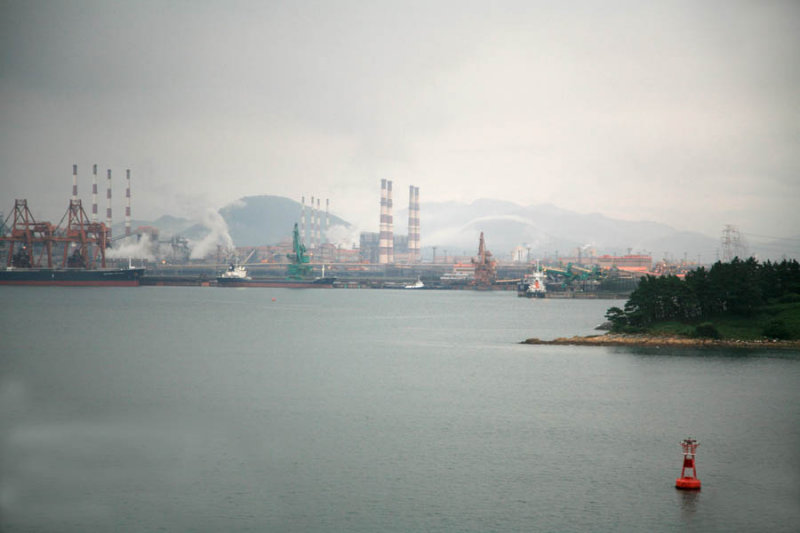 Port of Kwangyang
