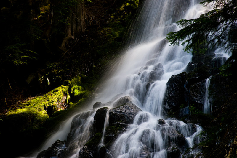 Section of Ramona Falls #1
