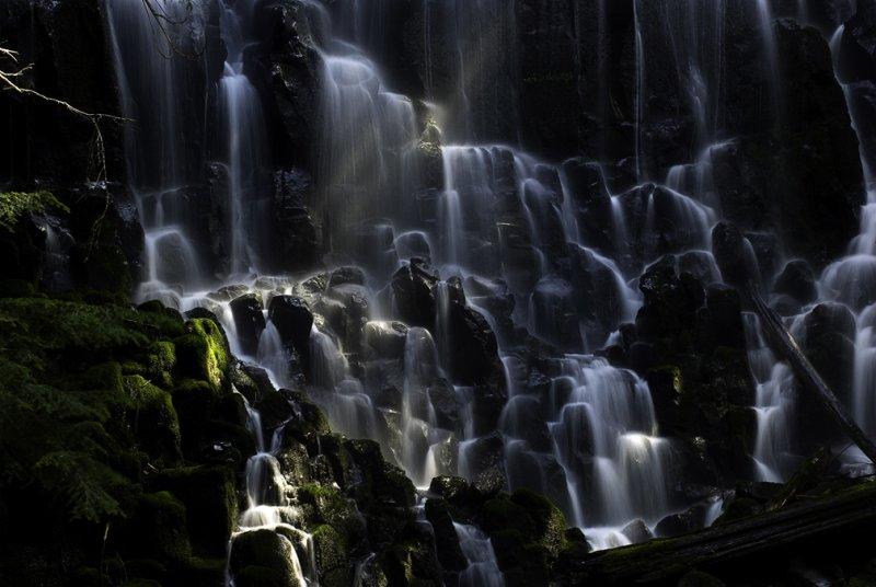 Section of Ramona Falls #3