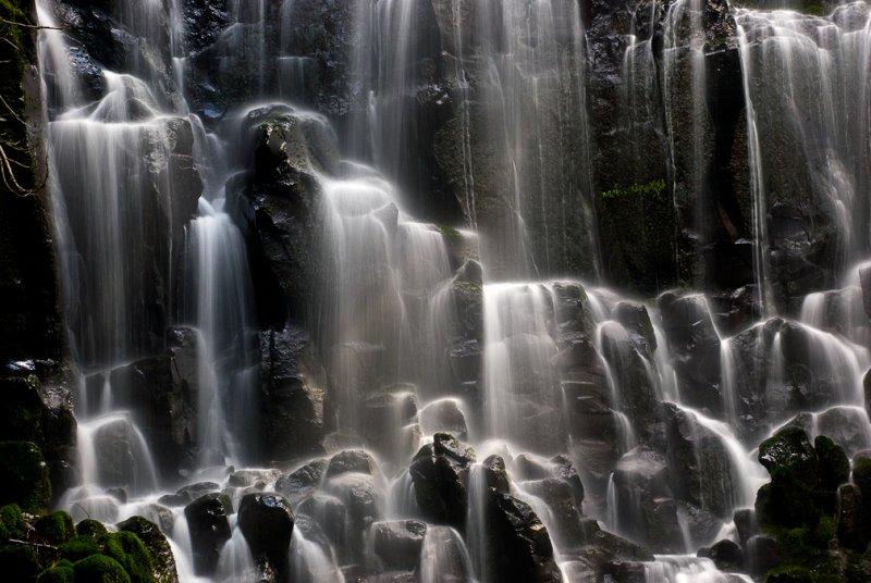 Section of Ramona Falls #5